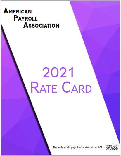 2021 APA Rate Card Image